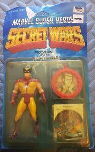 Wolverine Secret Wars 1984 Action Figure