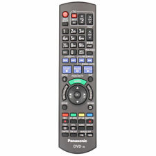 100% GENUINE PANASONIC REMOTE CONTROL FOR DMR-BS750/DMR-BS850 BLU-RAY RECORDER