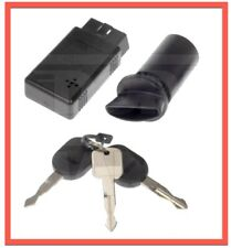 Replacement Ignition Lock Cylinder kit W. Transponder Key & Programming Tool