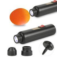 LED Egg Candling Lamp Tester Ultra Bright Pocket Poultry Egg Light Incubator