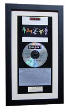 HEART Bad Animals CLASSIC CD Album GALLERY QUALITY FRAMED+EXPRESS GLOBAL SHIP
