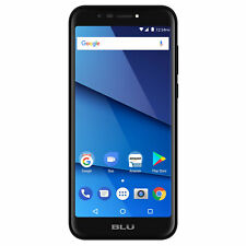 BLU Studio View XL S790Q 16GB Unlocked GSM Dual-SIM Android Phone - Black