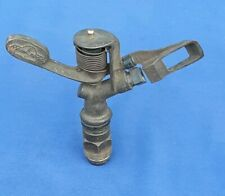 Vintage Rain-Trol Model 200 Pulsating Impulse Brass Sprinkler Head