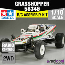 58346 TAMIYA la cavalletta (2005) 1/10th R/C KIT RADIOCOMANDO 1/10 Buggy NUOVO!