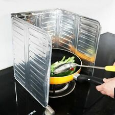 Foldable Stove Wind Shield Frying Pan Screen Cover Outdoor Kitchen Cooking Tool