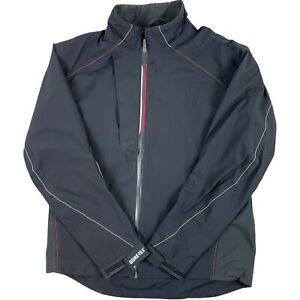 Galvin Green Gore-Tex Mens Softshell Waterproof Jacket Large Black Adjustable