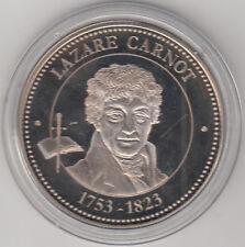 Médaille Française les grands hommes Lazare Carnot 1753-1823