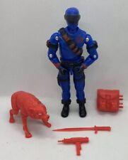 Black Major Custom Snake Eyes Cobra Viper Invasor With Wolf