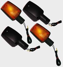 4x Turn Signal Lamp Winker Indicator   Honda CBX 550 VF 750 33600-MBO-671
