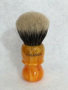 PALADIN SHAVING BRUSH 28MM CHIEF LEMON DROP 2CSLN2 SHAVING BRUSH