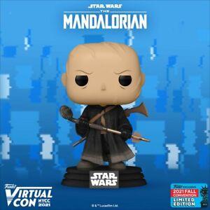 Star Wars Mandalorian - Boba Fett Unmasked Funko Pop! **NYCC2021 PRE-ORDER**