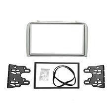 2 Din Radio Fascia for ALFA ROMEO 147 Stereo Panel Dash Trim Kit DVD Face Frame
