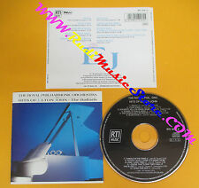 CD THE ROYAL PHILHARMONIC ORCHESTRA Plays Hits Of Elton John  no lp mc dvd (CS8)