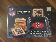 Pangea Brands TOASTER Atlanta Falcons  Pro Toast Elite NFL logo on your toast!