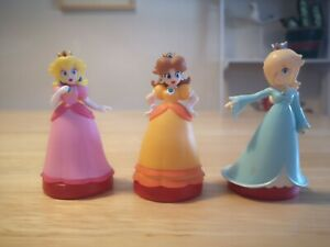 Princess Daisy Princess Peach Princess Rosalina Nintendo amiibo
