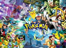 Pokemon - Amazing - Huge Poster  24 inch x 15 inch ( Fast Shipping ) in Tube 121
