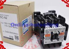 NEW Fuji   Magnetic Contactor SC-N2 SCN2 100-120VAC #OH08