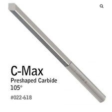 GRS® Tools 022-618 C-Max Carbide Graver 105