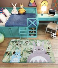 Cartoon Totoro Baby Kid Play Mat Nursery Rug Living Room Bedroom Playroom Carpet