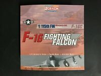 DRAGON WARBIRDS SERIES F-16 FIGHTING FALCON MODEL 115TH F.W, 50 YEARS 1-72 SCALE