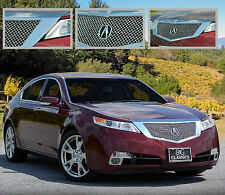 1PC HEAVY METAL MESH GRILLE GRILL E&G FITS 2009 2010 2011 ACURA TL
