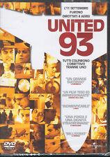 UNITED 93 - DVD ( NUOVO SIGILLATO )