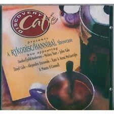 CD DISCOVERY CAFE R/H SHOWCASE ~RARE! JOHN CALE, LLOYD COLE MAURA O'CONNELL++
