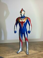 Rare Bandai 2003 Ultra Hero Series Ultraman Cosmos Future Mode 6in vinyl toy