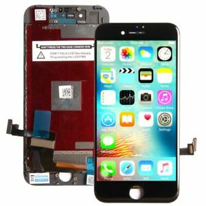 iPhone 7 good quality LCD Digitizer Touch pad with Front panel Glass Cover black