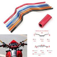 7/8'' 22mm Motorcycle Handlebars For KTM Honda Yamaha Kawasaki Suzuki Dirt  -
