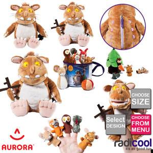 Aurora The Gruffalos Child PLUSH Cuddly Soft Toy Teddy Kids Gift Brand New