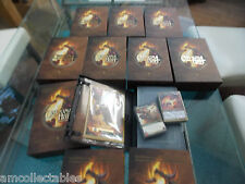 10 x Wow World of Warcraft - Onyxias Hort Raid Deck Special Edition - German