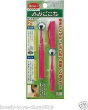 Earpich Ear Pick feel ear Cleaning Mimikaki Mimi-gokochi Pink