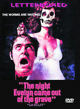 Night Evelyn Came Out of the Grave DVD Region CULT CLASSIC D1