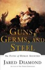 Guns, Germs, and Steel: The Fates of Human Societies  (ExLib)