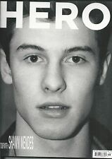 Hero magazine Shawn Mendes Joe Dallesandro Thiago Pethit Charles Jeffrey Style