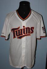 f36dc7666 Minnesota Twins Torii Hunter White SGA Jersey XL