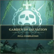 Destiny 2 Garden of Salvation Xbox / PC Guaranteed - Divinity - Challenge