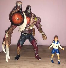 Resident evil William And Sherry Collectable Figures