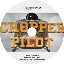 Vietnam Helicopter Training Video on DVD US Army Chopper Pilot History