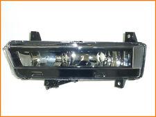 SKODA OCTAVIA III RS LEFT HALOGEN FOG LIGHT LAMP 5E0941701A 5E0941699A - NEW