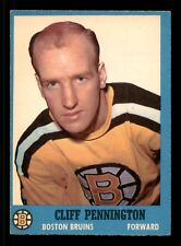 CLIFF PENNINGTON 62-63 TOPPS 1962-63 NO 14 EXMINT+  12509