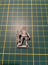 Warhammer 40K Imperial Guard Cadia Cadian Guard Wachsoldat Metal Rare Used OOP 2
