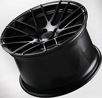 4 x 22 inch OC8 NEW BLACK WHEELS HOLDEN FORD  AUDI Range Rover JEEP VW VE VF