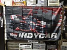 INDYCAR Series Collector 3' x 5' Banner Flag Indy 500 IRL Verizon