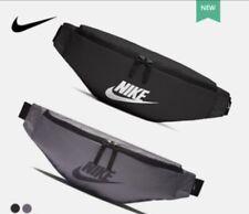 Nike Heritage Hip Pack Waistpack Fanny Pack Cross Body  Black White or Gray