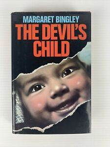 The Devil's Child by Margaret Bingley VINTAGE HCDJ 1983 Book FREE TRACKED POST