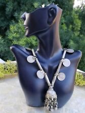 Rajasthan Ethnic Tribal Gypsy Coin Necklace