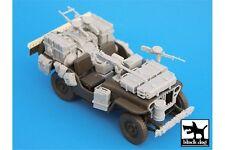 Black Dog T35014 1/35 British SAS Jeep north Africa 1942