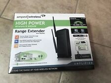 Amped Wireless SR10000 600mw High Power Wireless-N Range extender Repeater